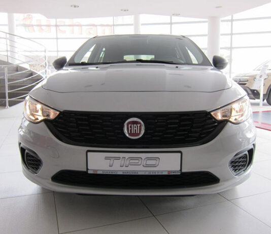 Fiat Tipo w kombi